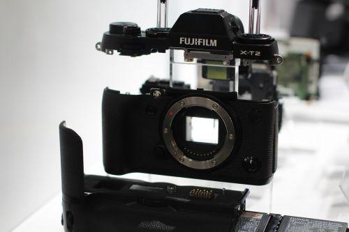 fuji fujifilm camera