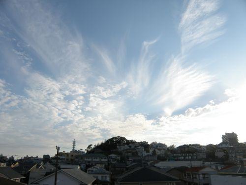 fujisawa autumn sky cloud