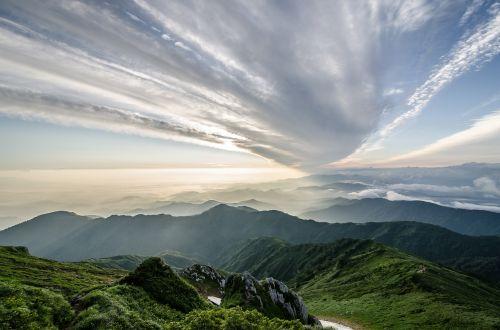 fukushima mountain iide mountain