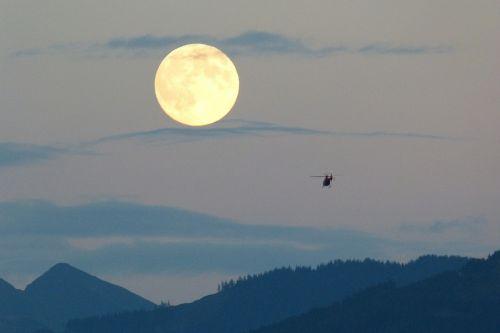 full moon moon super moon
