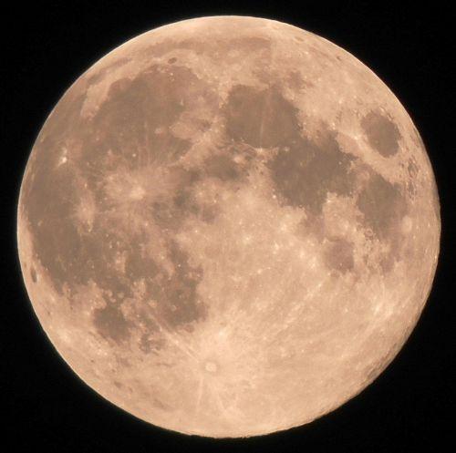 full moon moon moon craters