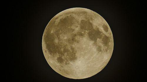 full moon moon night