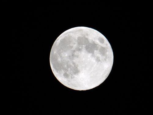 Full Moon August