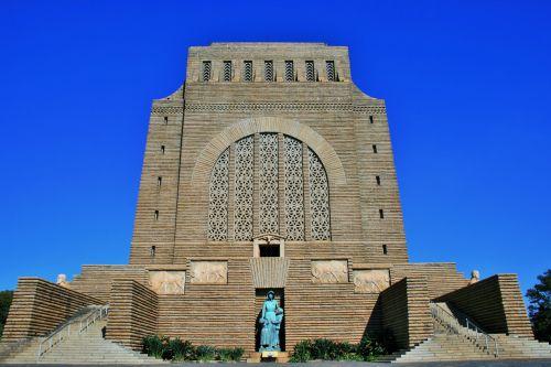 Full View Of Voortrekker Monument