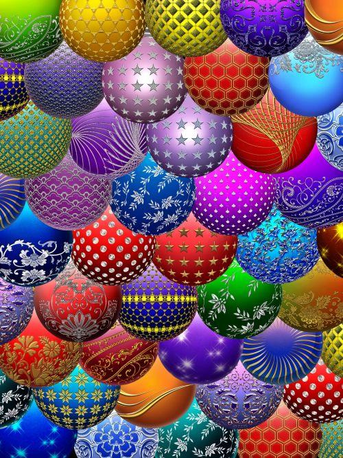 Fun Balls Pattern