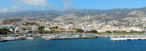 funchal madere ile