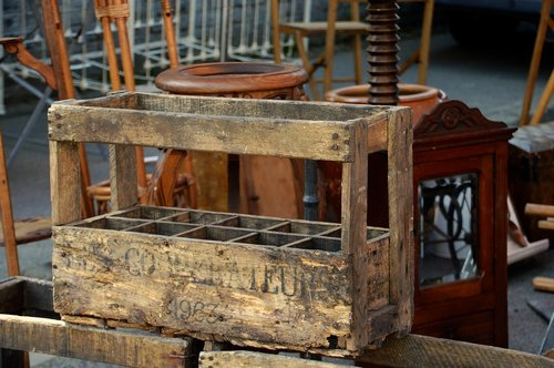 fund  wooden crate  wood