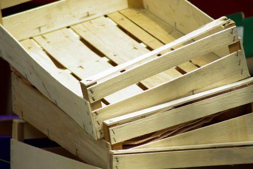 fund market crates of fruit