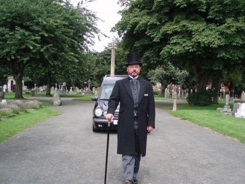 funeral director undertaker funeral