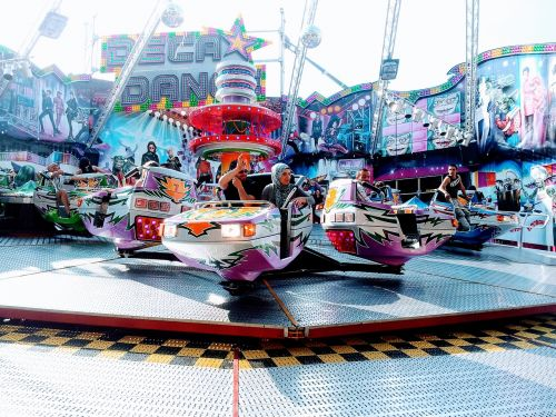 funfair muslim attraction