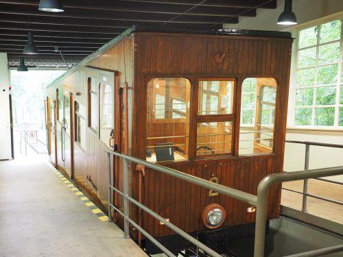 funicular railway dare seilbahn dare
