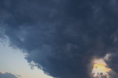 Funnel Shaped Cloud