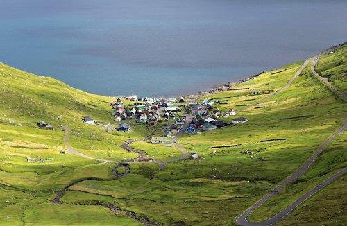 funningur  village  faroese settlement