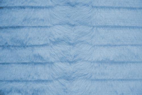Fur Texture Background Blue