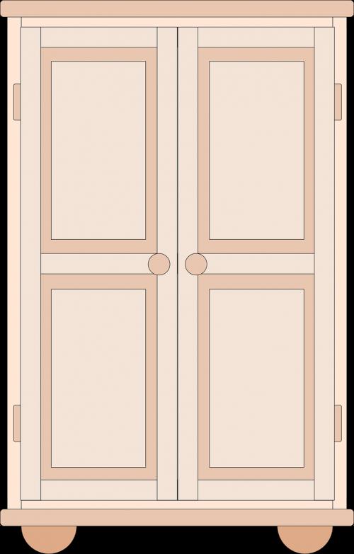furniture cupboard closet