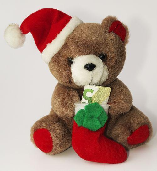 furry teddy bear nicholas euro