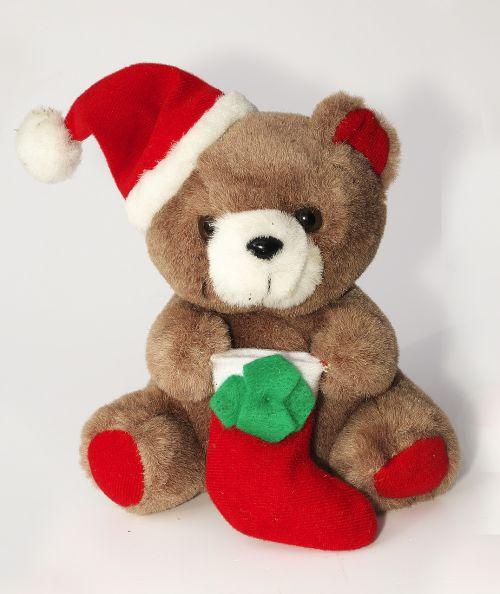 furry teddy bear nicholas bear