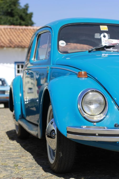 fusca old cars motoring