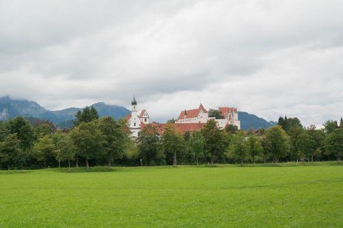 füssen franciscan church st mang abbey