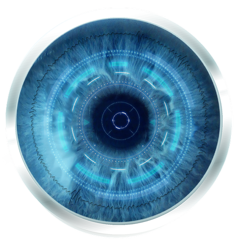 futuristic eye  robot eye  eye