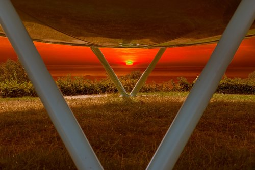 futuro  sunset  sun