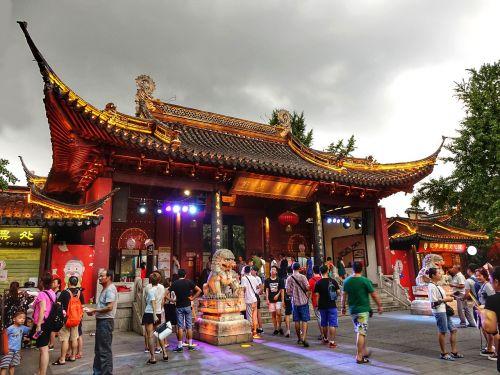 fuzimiao 夫子庙 nanjing