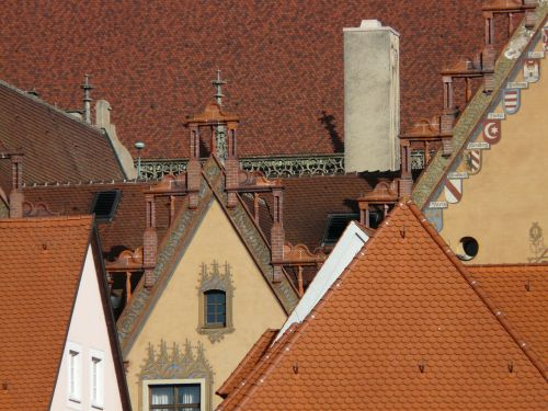 gable roofs homes