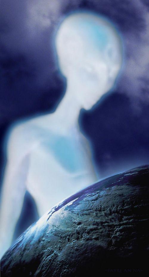 extraterrestrial galactica federation