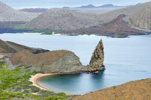galapagos islands galapagos volcanic
