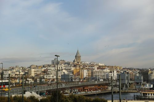 galata tower old