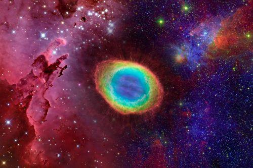galaxy universe cosmos