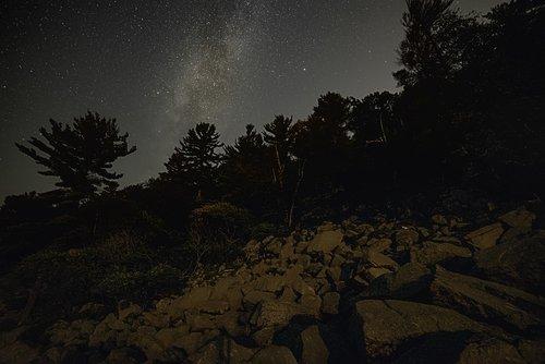 galaxy  milky way  stars