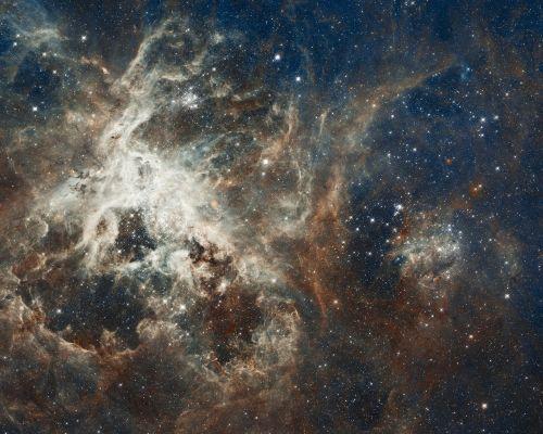 galaxy star tarantula nebula