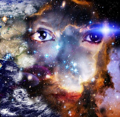 galaxy universe earth