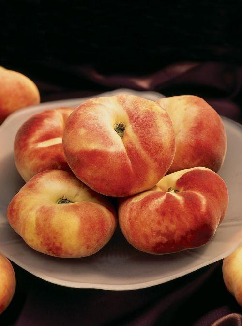 galaxy peaches fresh fruit