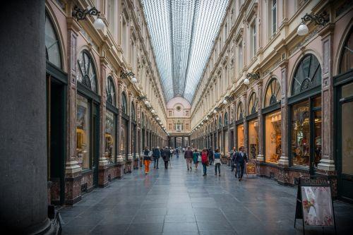 galeries royales saint-hubert brussels brussels gallery