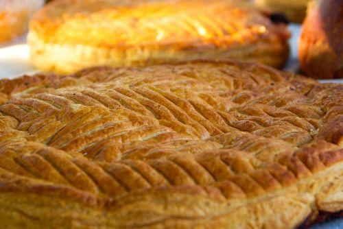 galette des rois pastry dessert