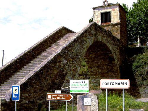 galicia portomarín camino santiago