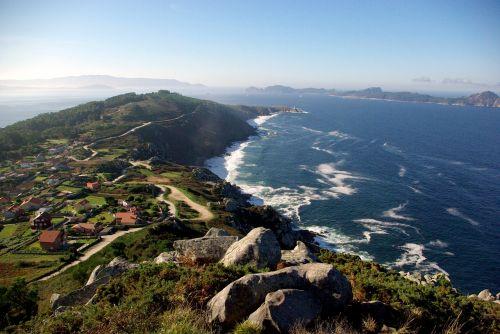 galicia landscape nature