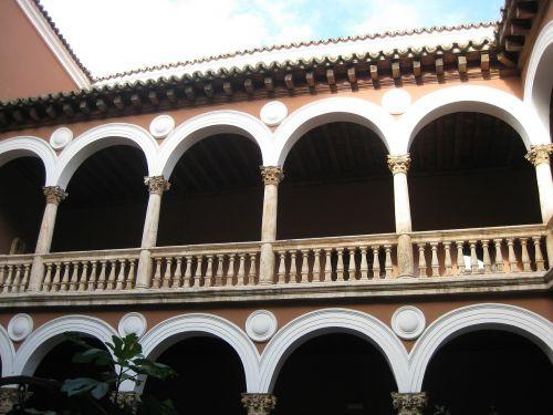gallery patio arc