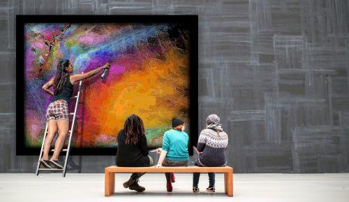gallery art artist