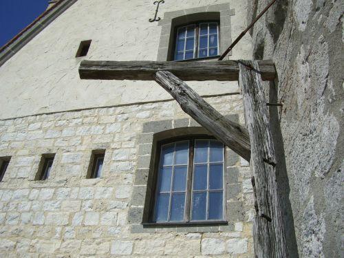 gallows wood burg katzenstein