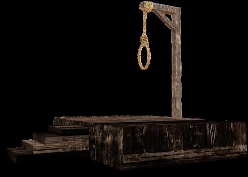 gallows hang penalty