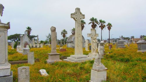 cemetery grave image