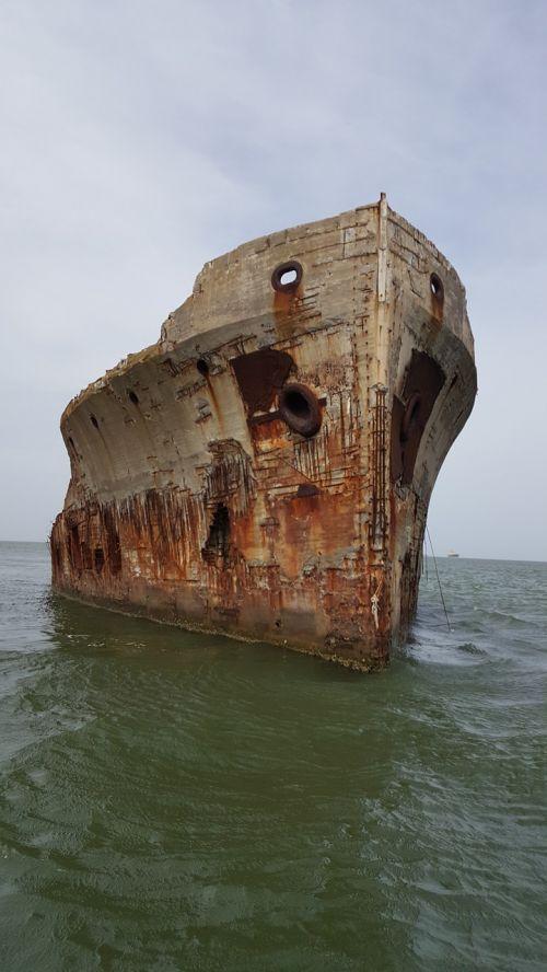 galveston shipwreck ships