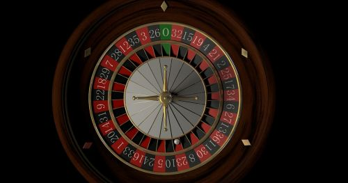 gambling roulette game bank
