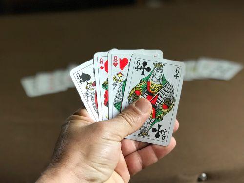 gambling poker ace