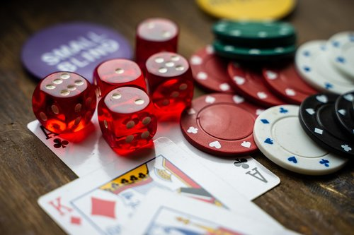 gambling  sweepstakes  poker