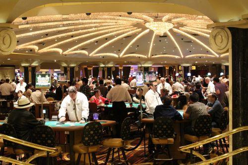 gambling roulette casino