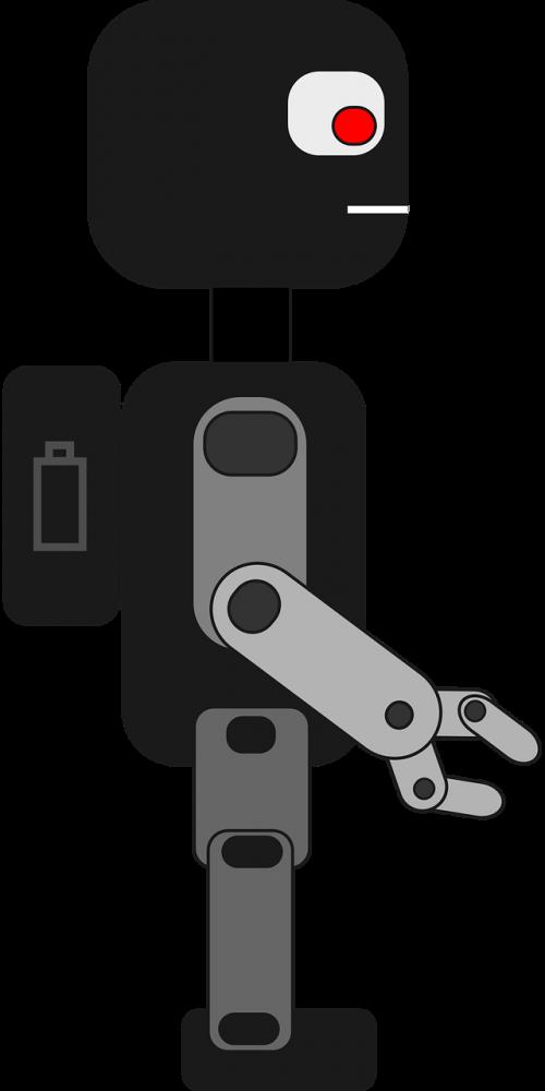 game humanoid robot